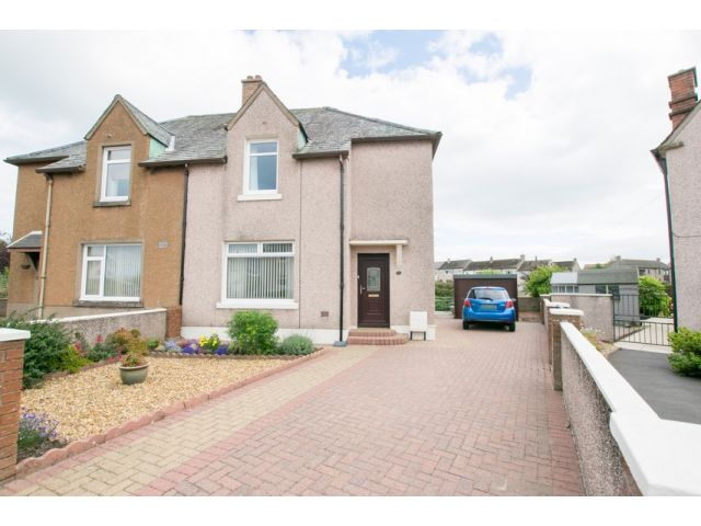 Front 30 Newington Avenue Annan (Copy)